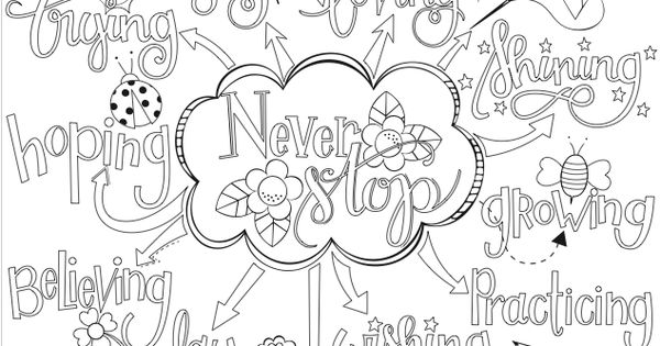 Creative Team Friday A FREE Coloring Page Happy Heart