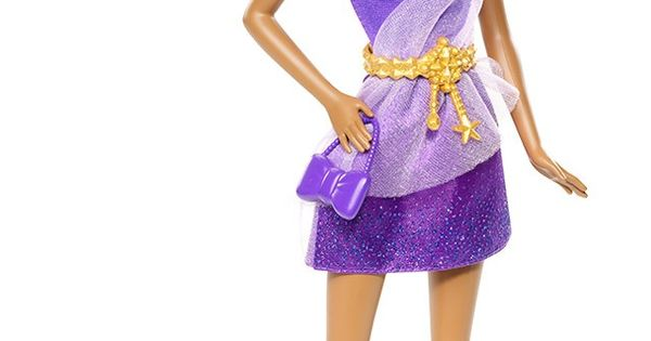 Barbie So In Style Grace Prom Doll