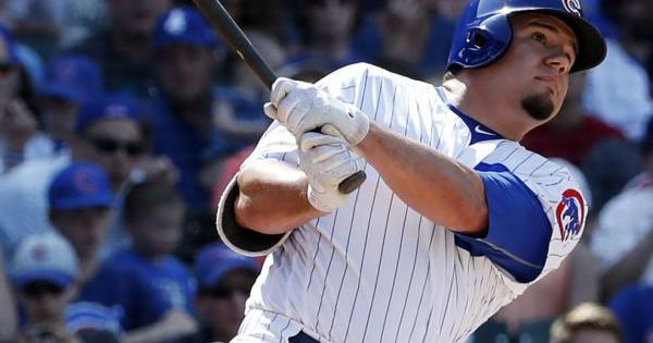 Report Chicago Cubs Offered Kyle Schwarber In Trade For Detroit