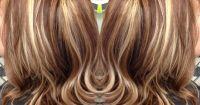 Beautiful Multi Toned Burnt Sienna Hair Color Hair Make Of ...