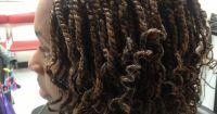 Afro twist @bijou African hair braiding Orlando FL area