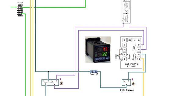 stc 1000 temperature controller wiring 1998 honda civic heater hose diagram rims tube build - home brew forums | *homebrew pinterest