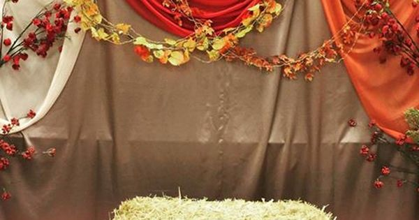 fall festival photo booth backdrop  Google Search  Light