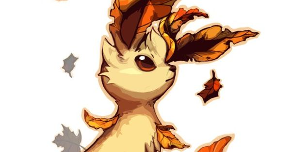Live Wallpaper Fall Leaves They Should Add This Seasonal Change In Pokemon Like