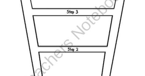 FREE 2014 Goal Ladder Graphic Organizer from Plug n Plan