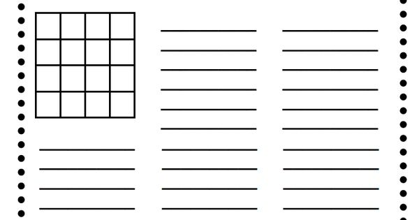 Boggle sheet-- I like this one because you can use it as