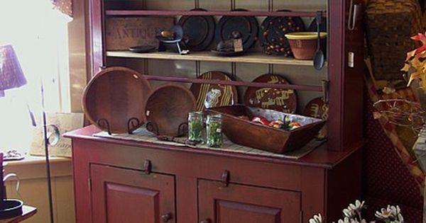Fine period reproduction  antique furniture primitive