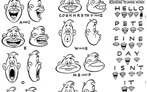 Animating dialogue (mouth movement) Full guide on link