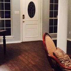 Hickory Kitchen Cabinets Beveled Tiles Shaw Floors Franklin Hickory- Luxury Floating Plank Vinyl ...