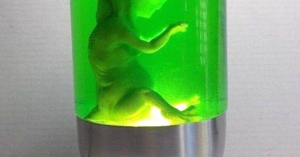 Preserved Alien Embryo Lamp Xemu Xeno Light UFO Grey Baby