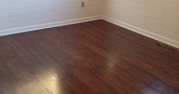 DIY Plywood floors 14 cabinet grade oak plywood 4x8