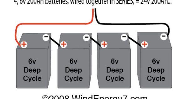 48v battery bank wiring diagram 2004 toyota camry exhaust system 12 volt 6 voltage regulator ~ odicis