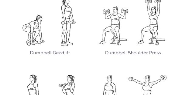 Tone up workouts, Printable workouts and Workout programs
