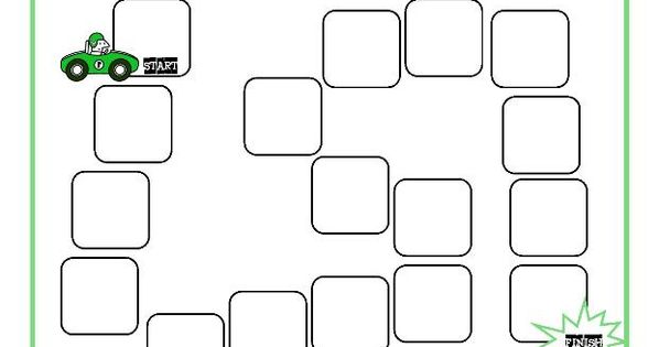 Here's a set of templates to create your own board games
