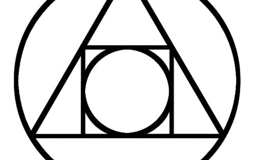 Alchemical symbol of Transmutation. Used and recognized by