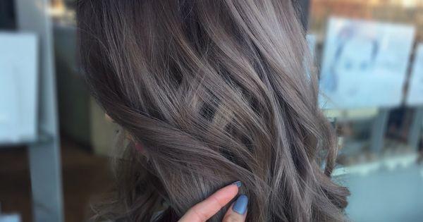 Greige Hair Rooty Ash Blonde Rooty Grey Hair