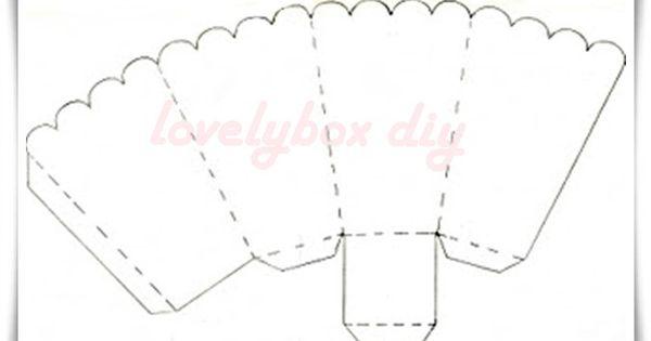 Diseña Y Construye Tu Caja De Palomitas Personalizada: Haz