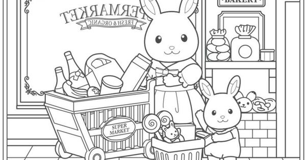 Do you know someone who loves to color? Combine coloring