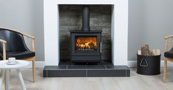 images of living rooms with wood burning stoves bookshelf in room heta inspire 45, 5kw multi fuel stove stack stone ...