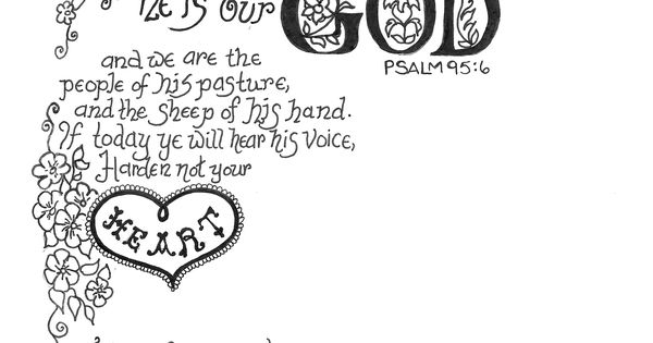 FREE Coloring Page 8x10 download Color as you read and
