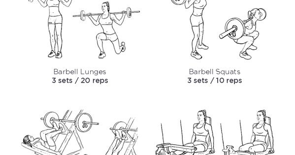 circuit working on my fitness pinterest