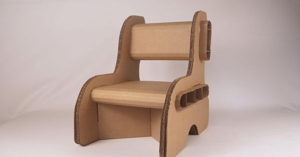 cardboard chair template  Google Search  Cool Designs