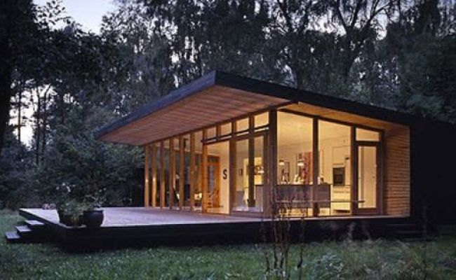 A Danish Summer House Created By Architects Pernille
