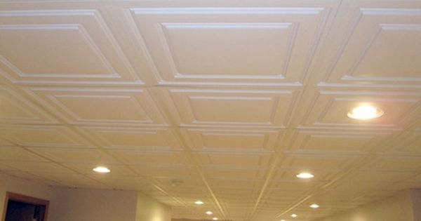Better Than Tin Ceiling Tiles No More Spungy Looking