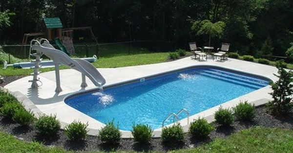 Small Inground Pools Small Inground