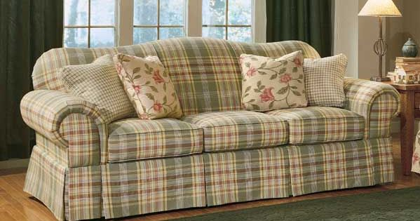 Country Plaid Sofas Anyone Have Plaid Couches Edited