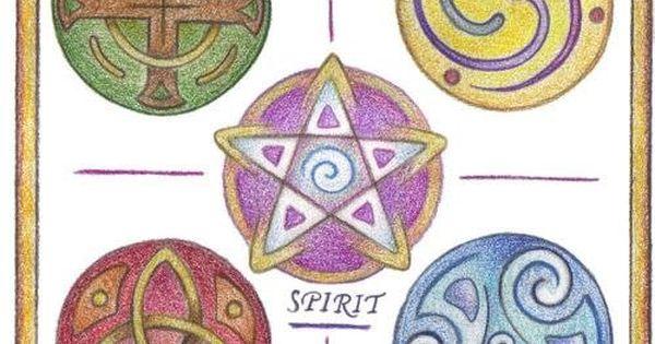 Celtic Water Symbols Wicca Pagan Celtic Symbols