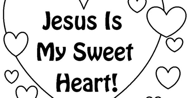Church House Collection Blog: Jesus Is My Sweet Heart