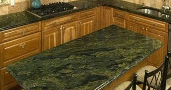 how to update laminate kitchen cabinets ikea wooden cart kitchen: green emerald granite countertop ideas for ...