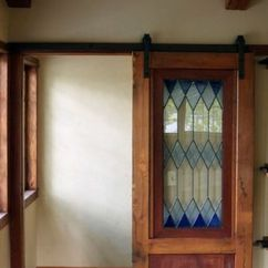French Living Rooms Images Valances For Room Beautiful Stained Glass Door | Interior Barn Doors ...