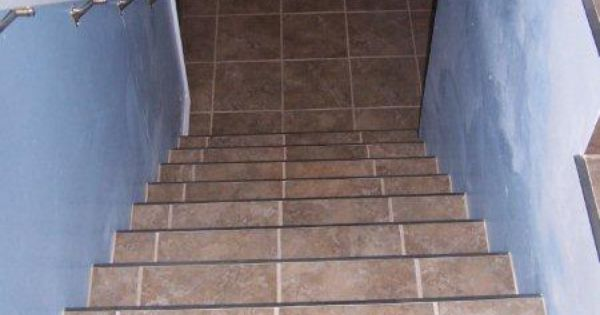 Can You Tile Stairs