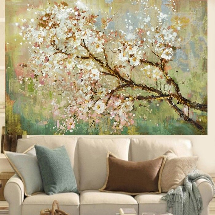 1000+ ideas about Painted Wall Art on Pinterest