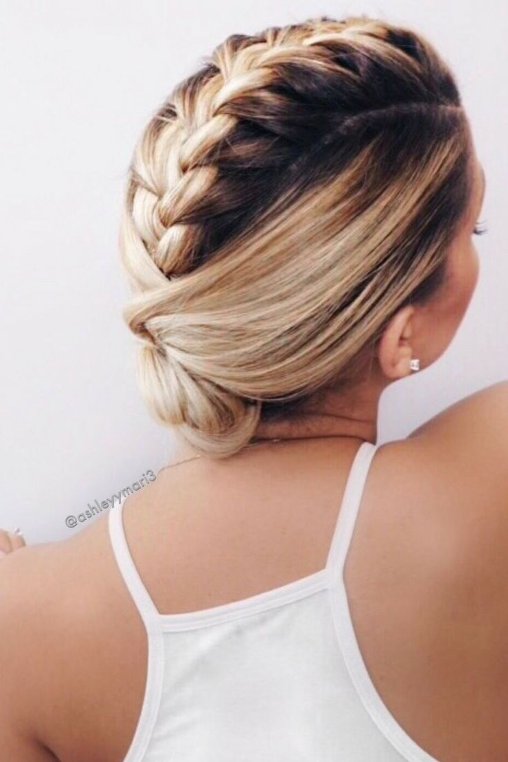 17+ best ideas about Braided Hairstyles on Pinterest
