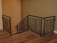 wrought iron Loft Railing Ideas | Interior+stairs+and ...