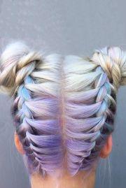 types of braids ideas