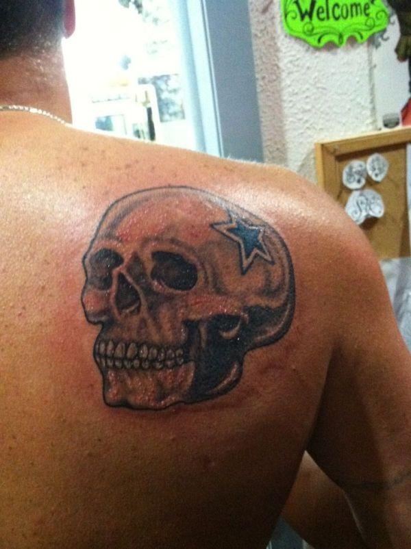 cowboy tattoos ideas