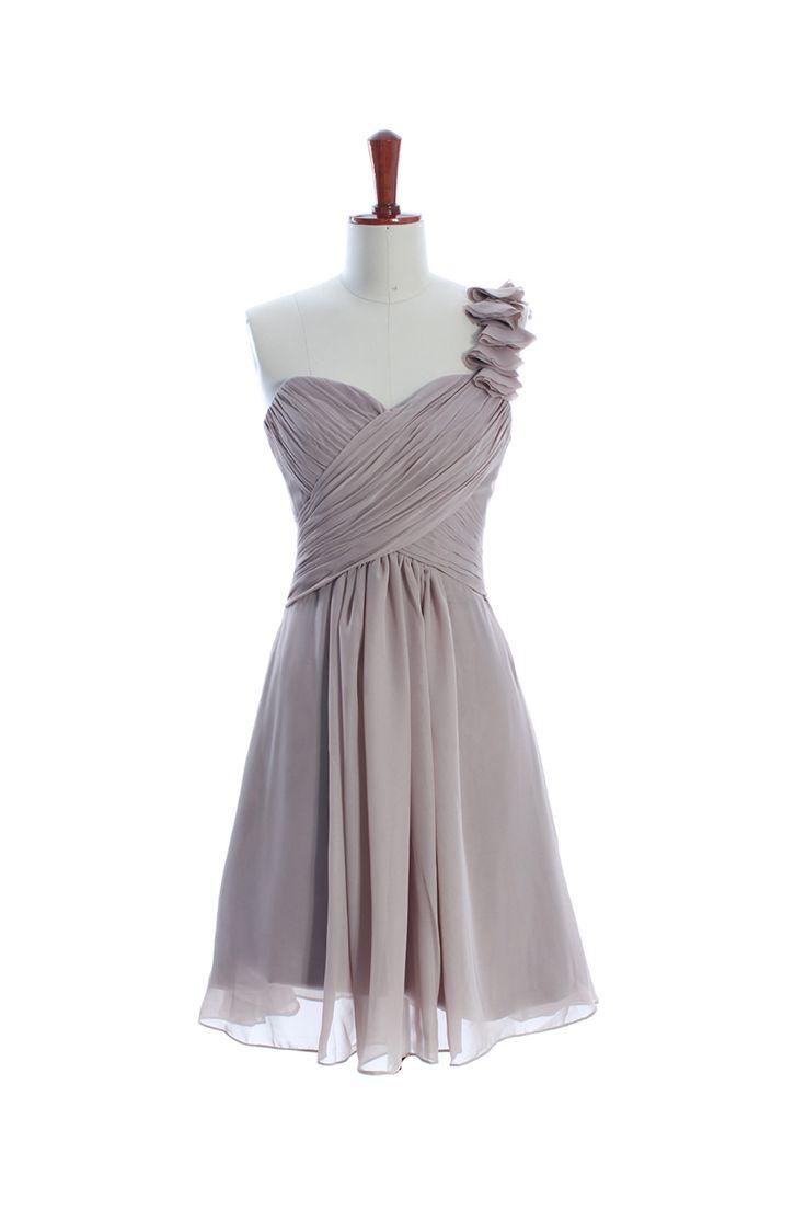 Gorgeous Knee-length A-line bridesmaid dress (20% off discount)