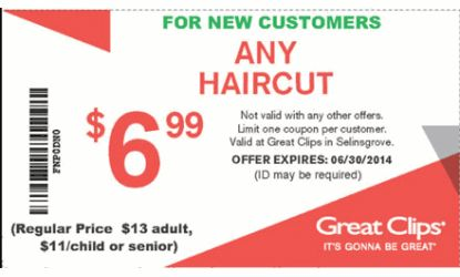 17 Best Ideas About Great Clips Coupons On Pinterest