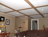 1000+ images about flat coffered ceiling on Pinterest ...