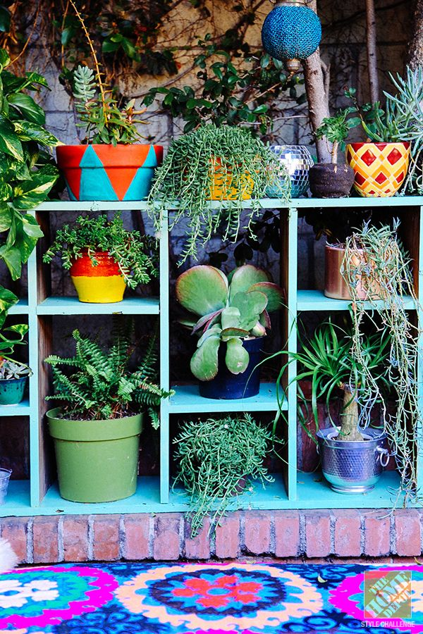Outdoor Decorating Ideas: W