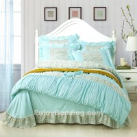 Manor Tiffany Blue Bedding Sets