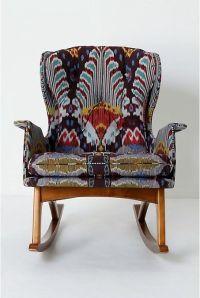 Boho Rocking Chair | Bohemian Furniture |  Furniture  ...