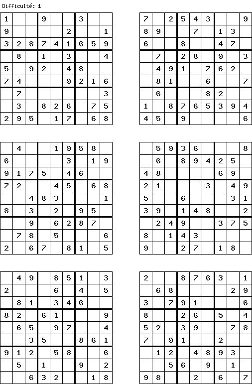 65 best images about SUDOKU on Pinterest