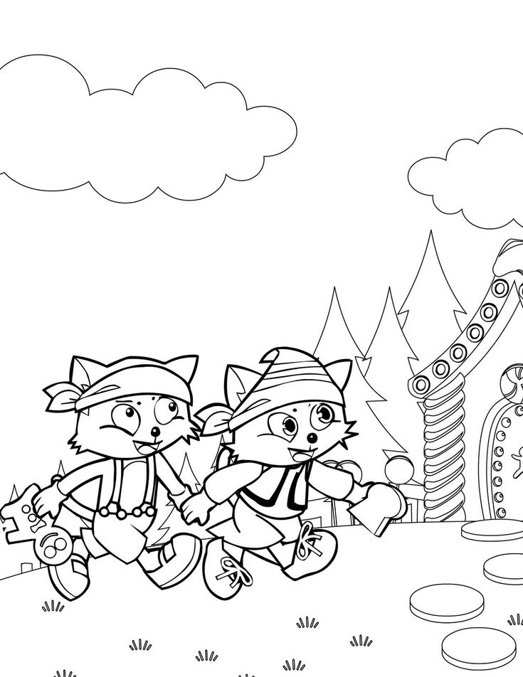 384 best images about Coloring Pages for Kids on Pinterest