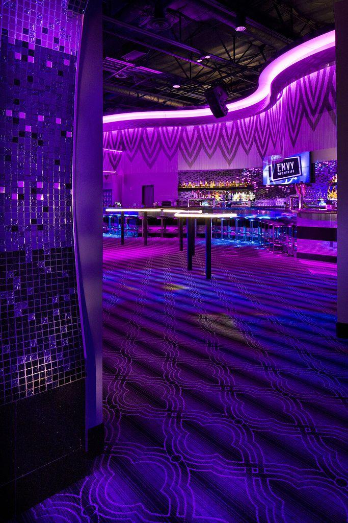 Casino Club Design  Interior Night Club Design  Route 66 Casino  Envy Nightlife by I5