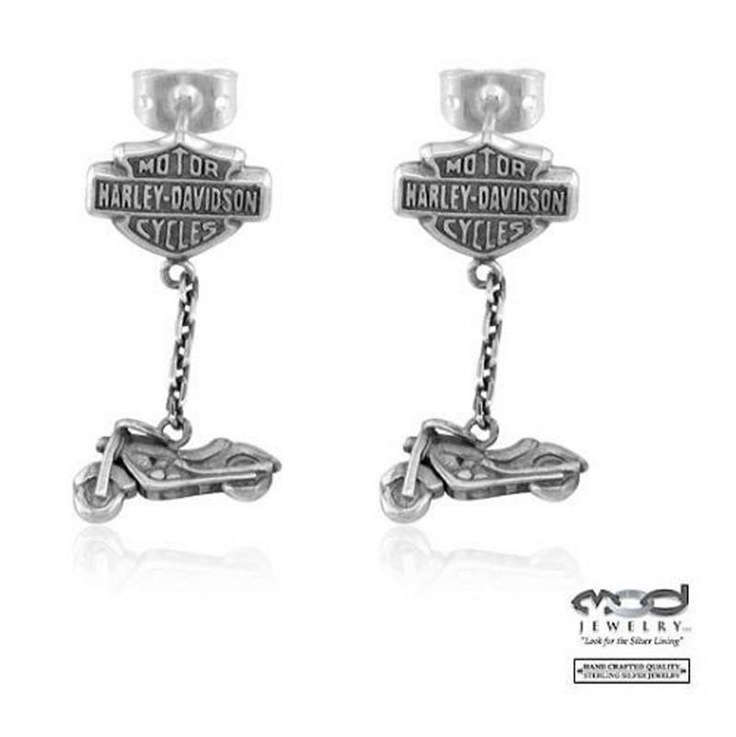 73 best images about Women's H-D Earrings on Pinterest